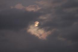 Dark clouds #14