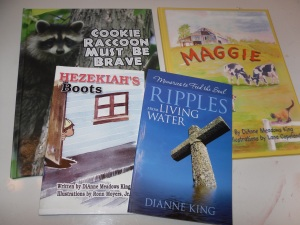 Books by DiAnne M. King